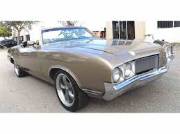 1970 oldsmobile cutlass for sale on classiccars com 38 available