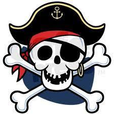 pirate skull and crossbones clip pirate skull clipart 12 clip