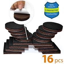 Furniture Rubber Floor Protectors by Furniture Pads Amazon Com Hardware Furniture Hardware