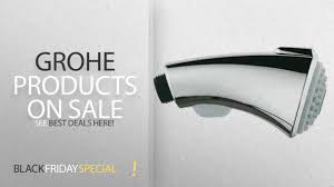 grohe kitchen and bath products deals amazon black friday