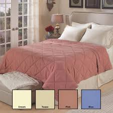 Canopy Down Alternative Comforter Year Round Down Alternative Microfiber Blanket Free Shipping
