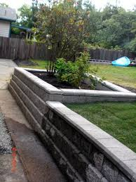 retaining wall systems landscaping victoria bc