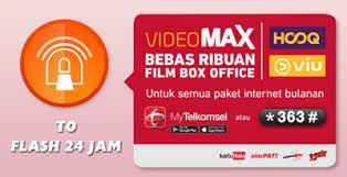 spoof host youthmax telkomsel mengubah kuota videomax menjadi kuota flash terbaru