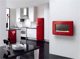Smeg Appliances Smeg Appliances For Open Plan Schemes Kitchen Sourcebook Roomset