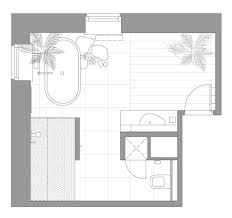 architectural layouts bathroom best 4x6 bathroom layouts images on pinterest ideas