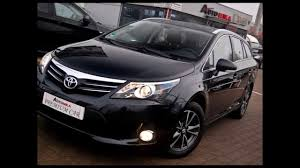 avensis toyota avensis kombi model 2013 automika premium car wmv youtube