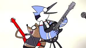 which of the following original songs from regular show do you