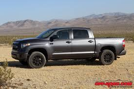 ford raptor vs toyota tundra shootout specifications 2016 toyota tundra trd pro 4x4 road