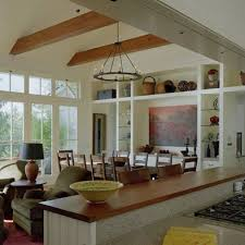 Open Living Room Kitchen Designs 22 Best Open Concept Images On Pinterest Home Kitchen And