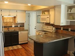 eating kitchen island granite countertop modern design kitchen cabinets backsplash