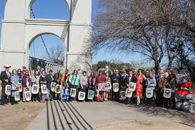 city leaders and community members apply to make downtown waco a