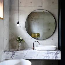 Cool Bathroom Mirrors by Best 25 Industrial Bathroom Design Ideas Only On Pinterest