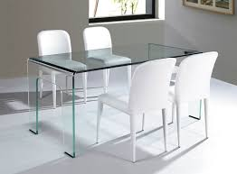 All Glass Dining Room Table All Glass Dining Room Table At Best Home Design 2018 Tips