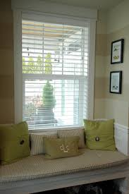 decoration outstanding bay window seat design with inspiration