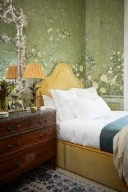 Home Wallpaper The London Home Of Hannah Cecil Gurney De Gournay Wallpaper