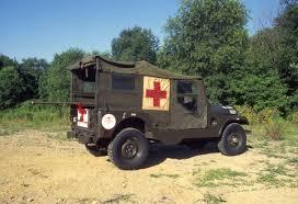 jeep j8 military 1954 m 170 frontline ambulance jeep m170 pinterest