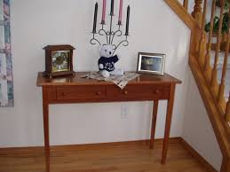 Hall Table Plans My Woodworking Projects