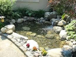 Backyard Fish Ponds by Backyard Fish Pond Ideas A Beautiful Garden Pond With Bridge Fish