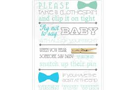 clothespin baby shower 30 and festive baby shower you would enjoy