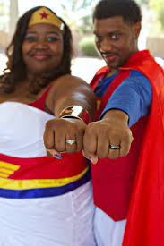 superman wedding rings wedding from superman and woman rolecosplay