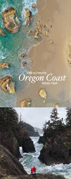 Oregon travel info images Oregon coast wildlife map whale watching locations tons of info jpg