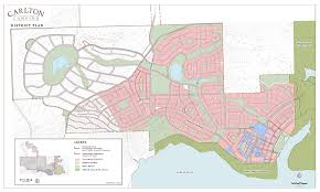 Rosemary Beach Map Design Carlton Landing