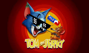 mlg tom jerry