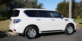 nissan patrol 2016 white nissan patrol review specification price caradvice