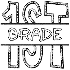 spectacular design coloring pages 1st graders free coloring