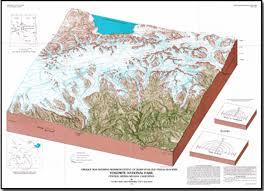 Yosemite Park Map Yosemite Science