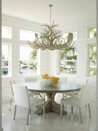 Kitchen Tables Houston by Houston Zinc Dining Table Room Beach Style With Transom Windows