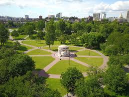 parkman bandstand wikipedia