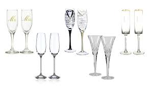 wedding glasses top 10 best toasting flutes heavy