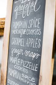 thanksgiving chalkboard menu via lurly discover a by world