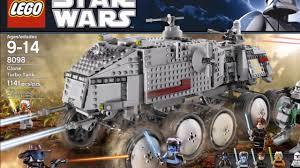 top 10 best lego wars sets made 1999 2017
