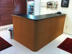 Ikea Reception Desk Hack Bar Using Ikea Expedit Shelves Capita Legs Counter Top Para