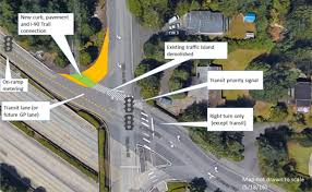 Wsdot Seattle Traffic Map by I 90 Center Lanes Closed As Of June 4 For Light Rail Construction