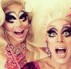Drag Queen Meme - surprised drag queens blank template imgflip