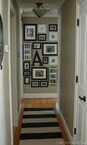 small hallway decor framed photos jpg 1146 1899 food u0026 drink