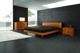 Bedroom Furniture Cherry Wood by Sma Trendy Comp 6 Modern Italian Bed