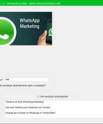 tutorial whatsapp marketing cracks for all auto whatsapp marketing 3 7 2018 premium