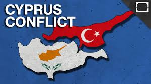 Turkey Greece Map by Why Greece And Turkey Are Fighting Over Cyprus Youtube
