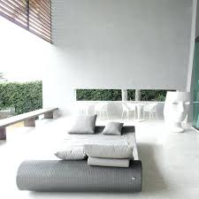 patio ideas furniture terrace roof top patio design with green