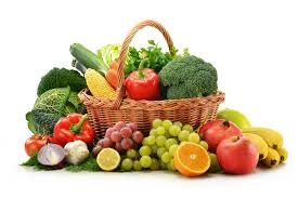 generous fruit and vegetable basket for delivery in ukraine