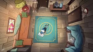 Hidden Room Image S1e16 Hidden Room Birdseye Png Gravity Falls Wiki
