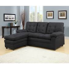 Microfiber Sectional Sofa With Chaise Buchannan Microfiber Sectional Sofa With Reversible Chaise