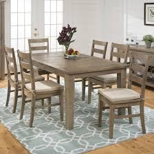 salvaged wood dining room tables hampton beach 5pc reclaimed wood dining set nader u0027s furniture
