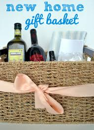 Gifts For Homeowners New Home Gift Basket