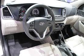 2011 Hyundai Tucson Interior Hyundai Pulls Wraps Off 2016 Tucson Hyundai Tucson Interior