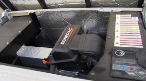 starting up the generac generator youtube